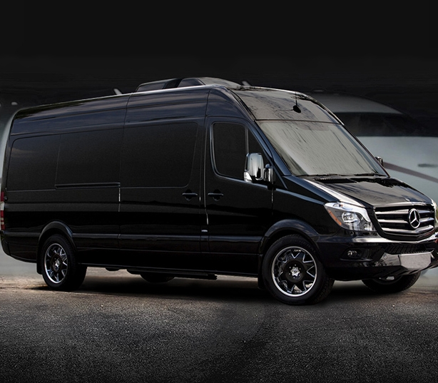 Mercedes Sprinter Las Vegas Transportation